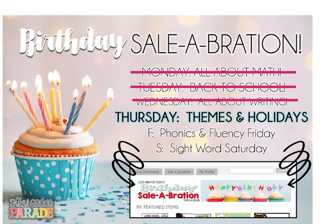 Holidays & Themes (Thematic Thursday)