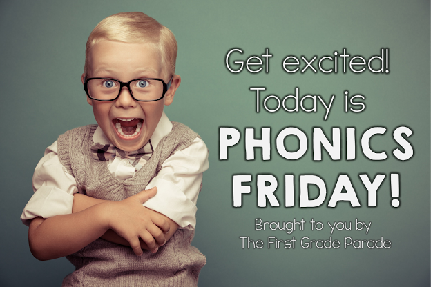 Phonics Friday – The Short Vowel Edition