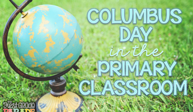 Columbus Day in the Primary Classroom