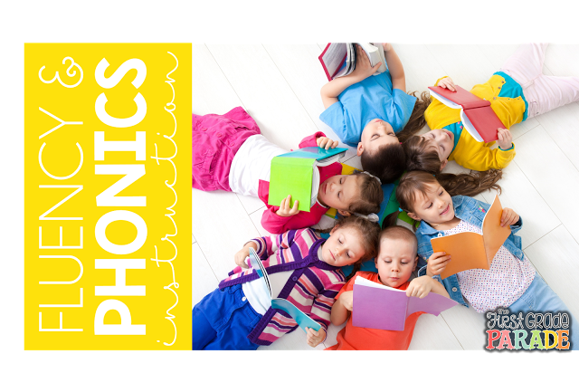 Phonics, Fluency, & a Deal of the Day!