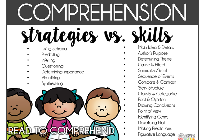 Starting the Year With Comprehension