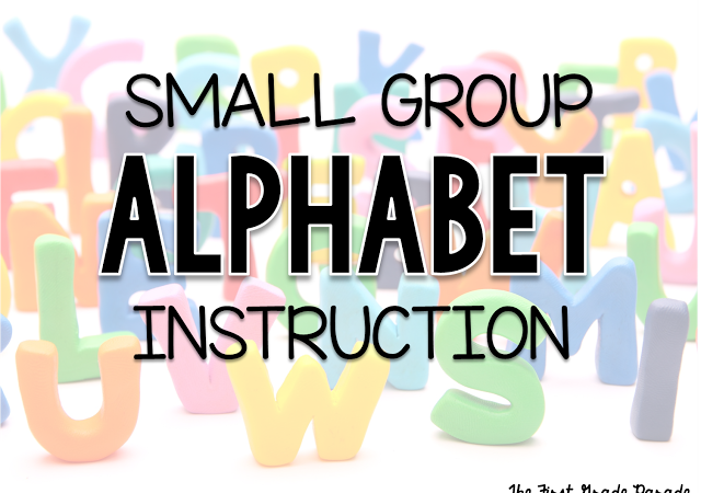 Learning the Alphabet – Phonics FUN!