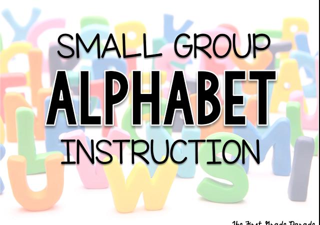 Learning the Alphabet – Phonics FUN!