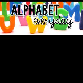 Small Group Alphabet Instruction