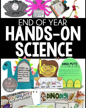 End of Year Science