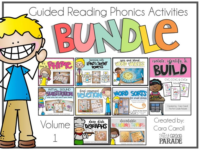 Guided Reading Games Vol.1