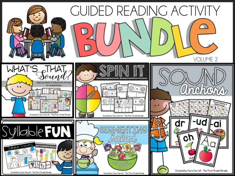 Guided Reading Games Vol.2