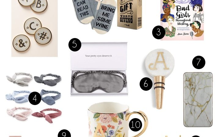 Holiday Gift Guides for HER!