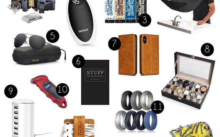 Holiday Gift Guides for Him & Them