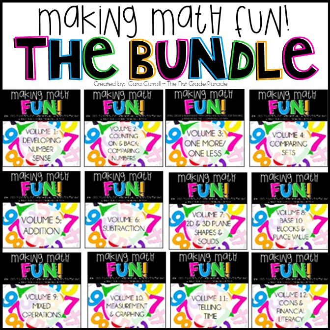 K/1 Math Curriculum