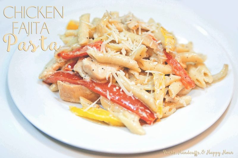 Chicken Fajita Penne
